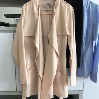 Forever21 Trench Coat Outerwear