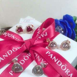 Real Pandora Earings For Sale