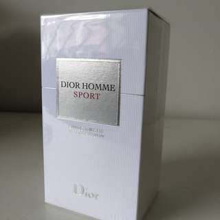 Xmas Sale! Dior Homme Sport (100ml)