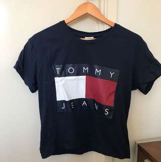 Tommy Jeans Crop Tee
