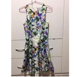 H&M Dress 花洋裝