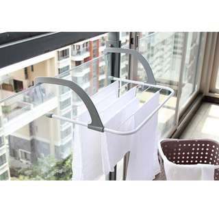 Clothes Hanger Multi functional Towel Drying Rack Foldable