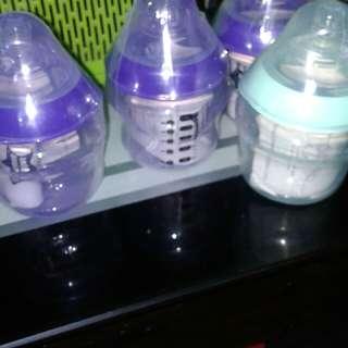 Botol susu Tommee Tippee Saiz 150 ml