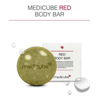 READY STOCKS | Medicube Red Body Bar