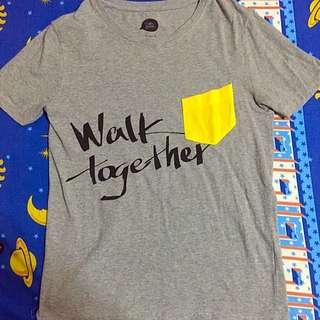 Soda Green Singapore Walk Together Tour T-Shirt