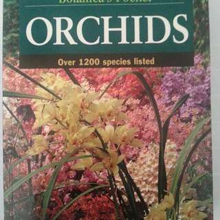 Orchids Book