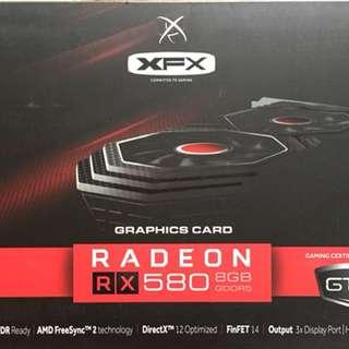 XFX GTS XXX Edition RX 580 8GB OC+ 1386Mhz DDR5