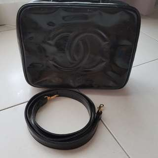 Authetic Chanel Vanity Case