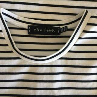 The fifth dress size 12