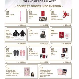 【Preorder】Taeyeon Special Live The Magic Christmas MD