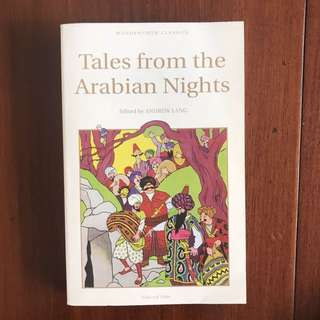 Import Book: Tales from the Arabian Nights