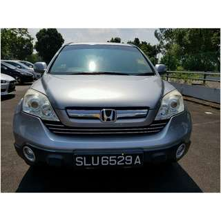 Honda CR-V 2.4 Auto Sunroof