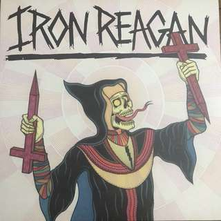 Iron Reagan x DRI Crossover Thrash Vinyl Record Set