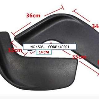 Front Bumper Lips Diffuser 505 model 40201