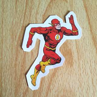 Flash Sticker!!