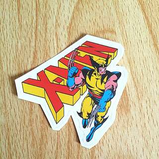 X-Men Sticker!!