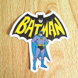 Batman Sticker!!