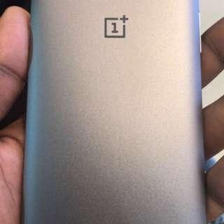 OnePlus 3T 64gb 6gbram