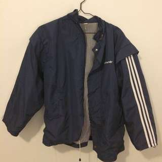 vintage adidas windbreaker PRICE NEGOTIABLE