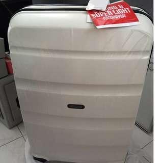 American Tourister Bon Air Spinner 66cm/24inch Exp (White)
