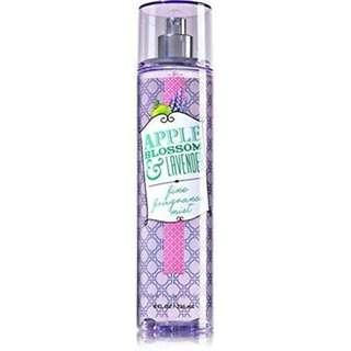 Bath & Body Works Apple Blossom & Lavender Fine Fragrance Mist