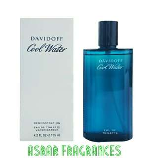 Davidoff Coolwater Men, 125ml (Tester Pack)