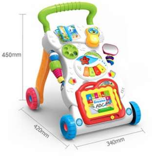 MUSICAL STAND WALKER FOR BABY