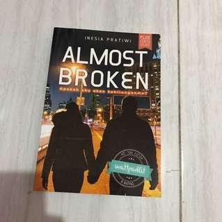 Novel Almost broken