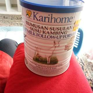 Karihome goat milk formula milk step 2