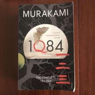 Import Book: 1Q84