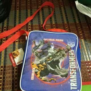 Transformer lunchbag
