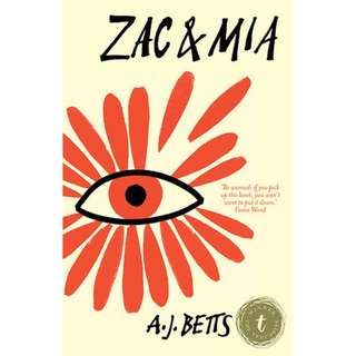 Zac and Mia by A.J. Betts (Paperback, 2013)
