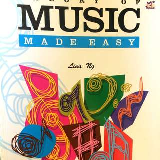 Theory of music workbook for grade 3