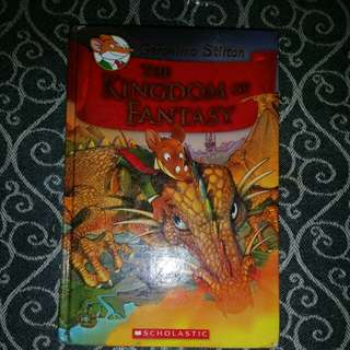 Geronimo Stilton-The Kingdom of Fantasy