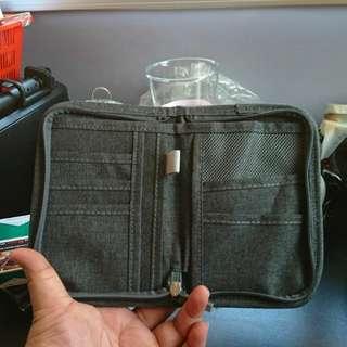 Passport holder/wallet