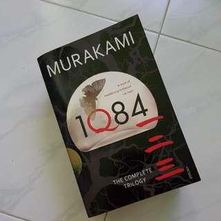 1Q84 Haruki Murakami - Complete Trilogy book