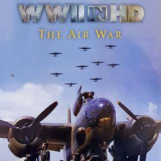 DOC : WWII IN HD-THE AIR WAR DVD