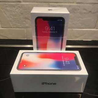 apple iphone x 64gb local set forsale