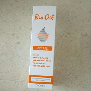 Bio-oil 200ml NEW