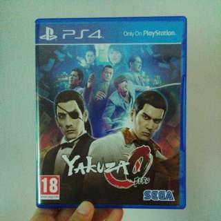 (PS4) Yakuza 0