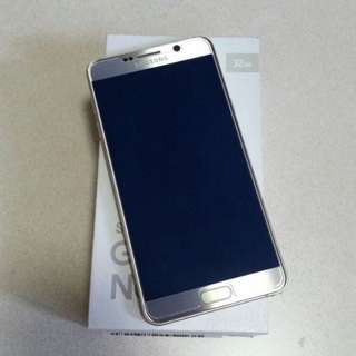Samsung Note 5 32GB Gold