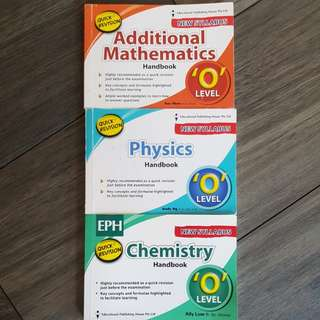 Guide book for additional math pure physics and pure chem