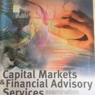 Capital Markets and Financial Advisory Services