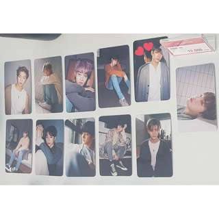 [3 MEMBERS LEFT] WANNA ONE OFFICIAL FANCON MD PHOTOCARD SET