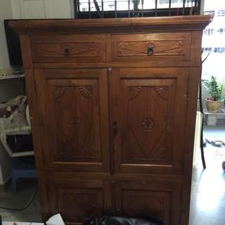 Tv Console With Large Storage Space