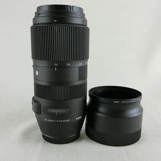 SIGMA 100-400mm F5-6.3 DG OS C版 For Canon 平輸 盒裝
