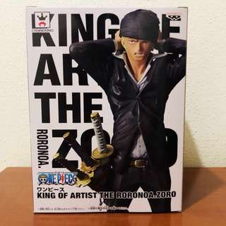 King of Artists: One Piece The Roronoa Zoro
