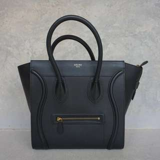 Celine mini luggage used only few times
