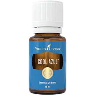 複方精油 Cool Azul精油 15 ml 香薰油 小孩 兒童 嬰孩 肌肉痠痛 令人振奮 放鬆