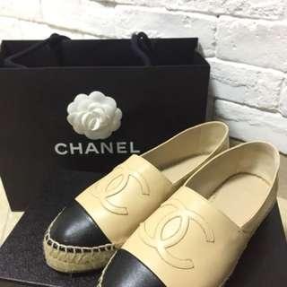 Chanel 草鞋